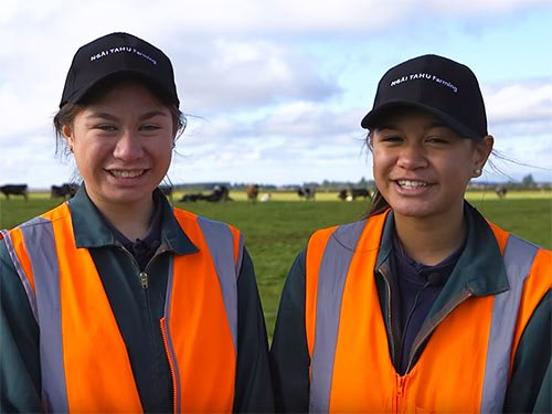 Ngāi Tahu farming share their love for the land on What Now