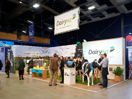 Media Advisory: DairyNZ at Fieldays June 12-15