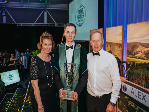 Young(est) Farmer of the Year talks about what's invaluable
