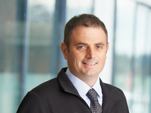 DairyNZ director Ben Allomes calls it a day