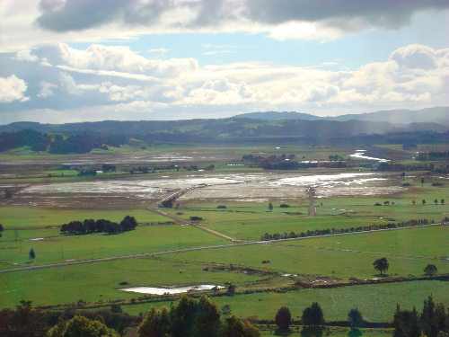 Flooding impact severe for 100-plus Southland-South Otago dairy farms