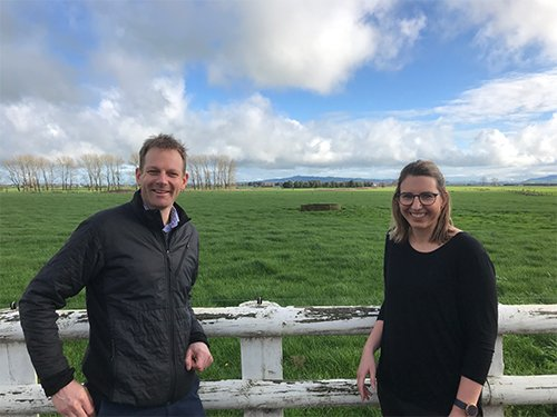 New chair brings fresh focus on sustainable dairying